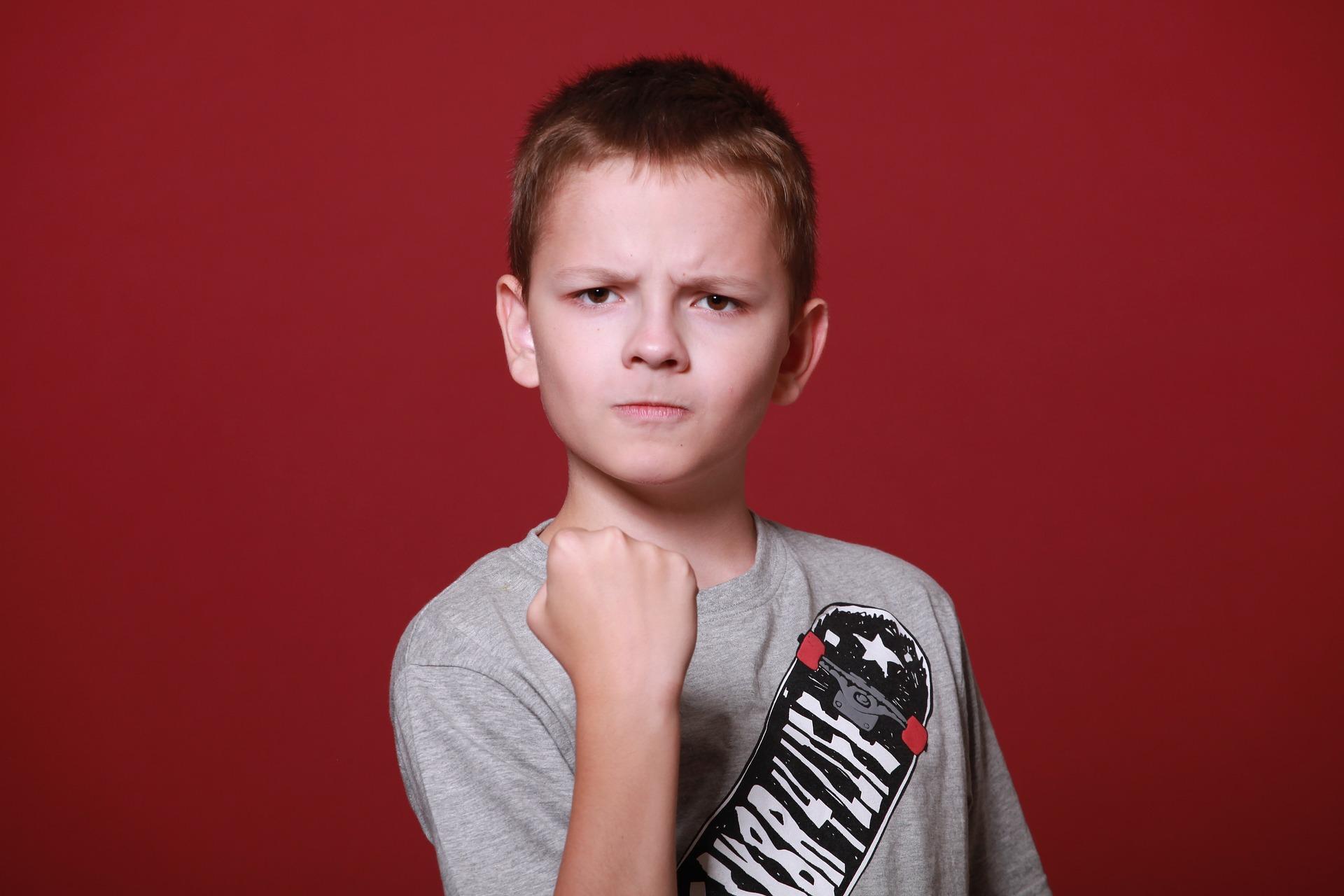 Agresszív hangadó az osztályban