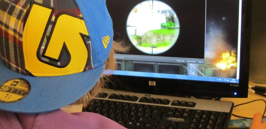 A számítógép hatása a gyerekekre