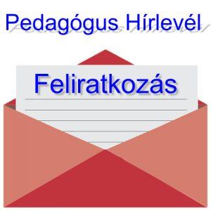 Pedagógus Hírlevél Feliratkozás
