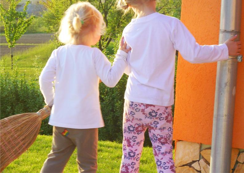 Miért nem segít otthon a gyerek?
