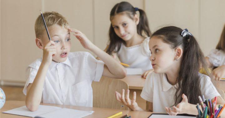 Miért beszél gyorsan a gyerek?