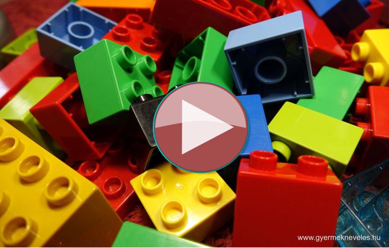 Lego tréning apukáknak