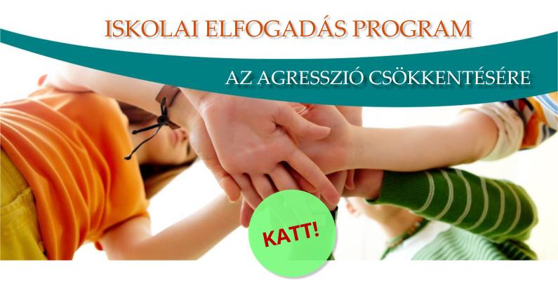 Iskolai elfogadás program az agresszió csökkentésére