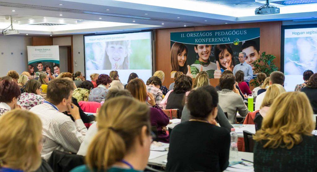 II. Iskolai Agresszió Kezelési Pedagógus Konferencia - Virágozz és Prosperálj Alapítvány