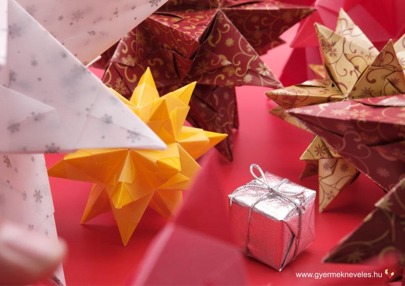 Más karácsonyfa és gyermeknevelés
