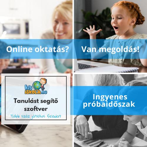 Kis Iskola Szoftver Aplikáció