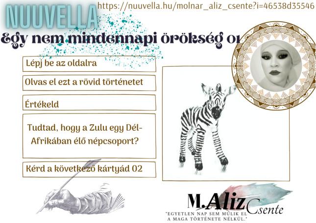Imboni - Novella - Molnár-Aliz-Csente - Könyvajánló